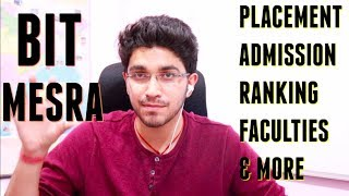 Download lagu BIT Mesra Admission Cut offs Ranking Faculties Placements College Admission 1 MP3