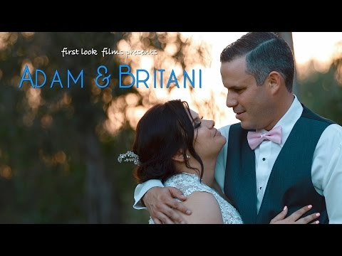 Adam & Britani  | Wedding At The Red Horse Barn In Huntington Beach, CA