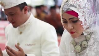Pernikahan Adat Aceh Taufik Evawani
