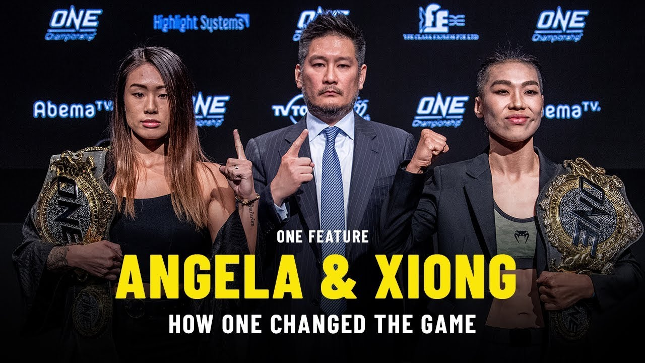 Angela Lee & Xiong Jing Nan On How ONE Changed The Game   ONE Feature