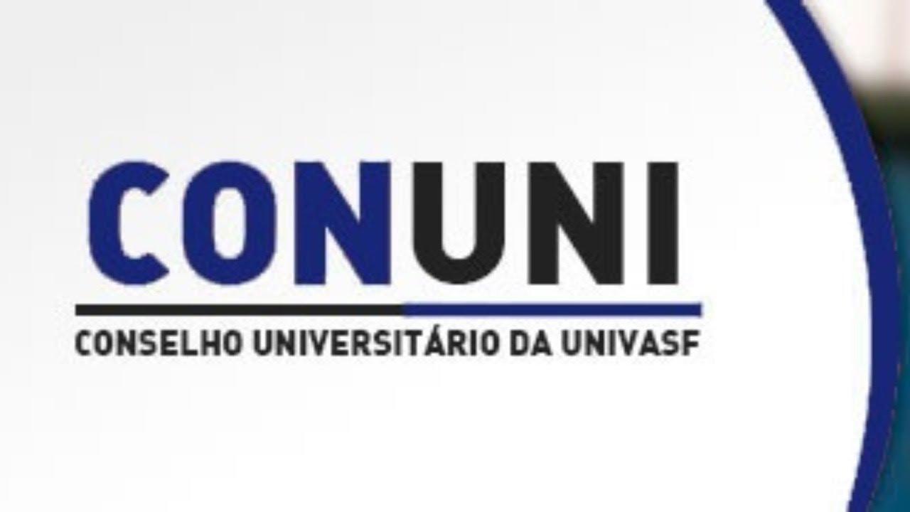 Reunião Conuni Univasf 07/07/2020