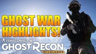 THE CRAZIEST SURGEON ACE! | Ghost Recon Wildlands PVP Special Operation 2 Highlights #6
