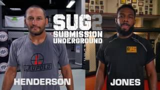 Submission Underground 2 (SUG 2) Jon Jones vs. Dan Henderson Head-to-Head
