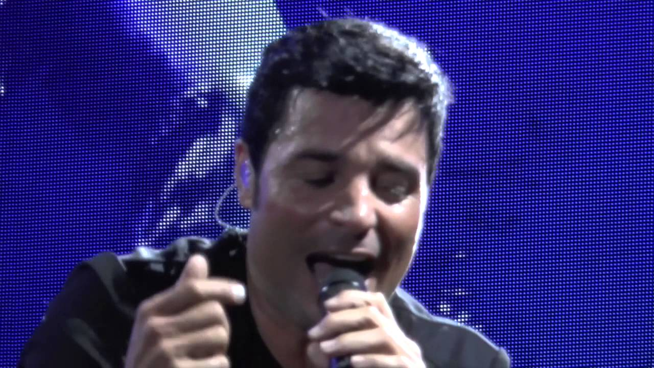 Chayanne Humanos A Marte Live Performance Youtube