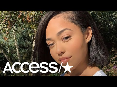 Jordyn Woods Debuts Bold Hair Makeover In First Instagram Post Since Tristan Thompson Scandal