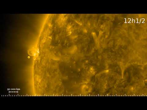 Solar Activity On March 21, 2017