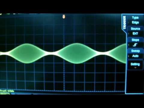 Cyrob : Radio 1,  Présentation et démodulation AM