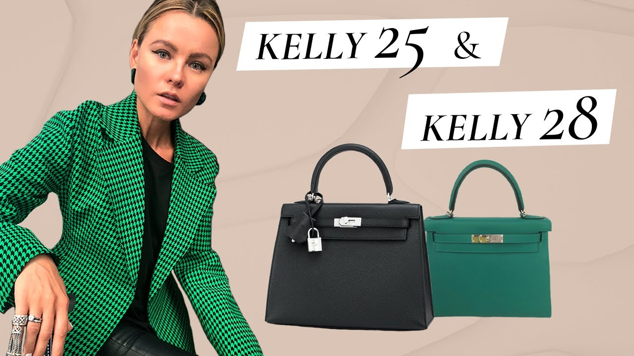 Hermes Kelly 25 Vs 28