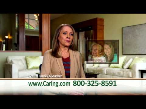 Senior Living Referral - Caring.com Can Help