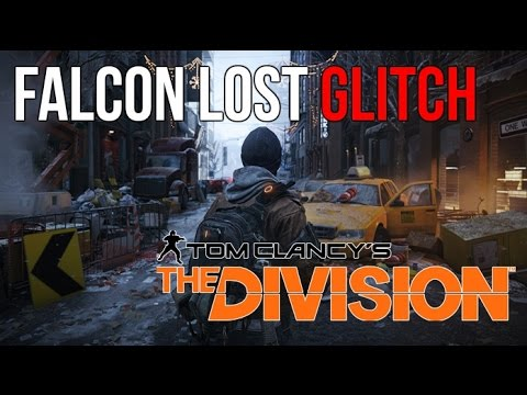Falcon Lost Glitch
