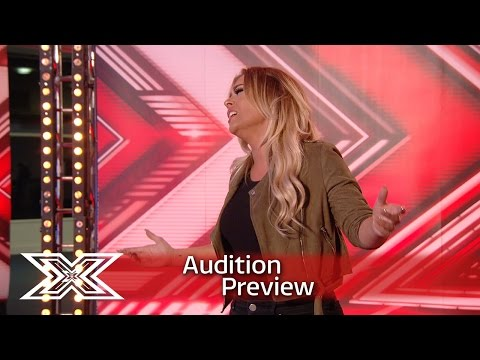 Preview: Faye Horne gives Simon the giggles | The X Factor 2016