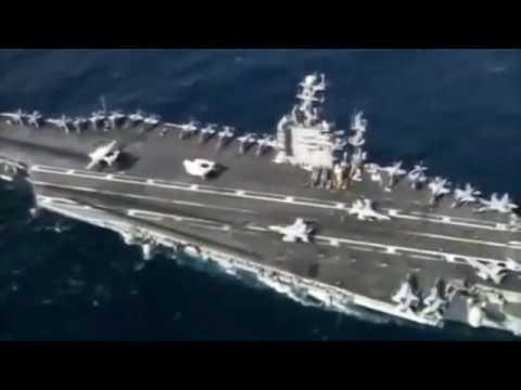 Гигантские корабли - Авианосец Буш  (Giant ships - USS Bush)
