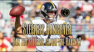 Steelers Hangover: Can the Steelers catch the Ravens in the division race?