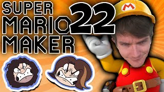 Super Mario Maker: Ross's Revenge - PART 22 - Game Grumps