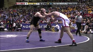 Big Ten Rewind - 2011 Championships - 197 lbs - UWs Trevor Brandvold vs. Iowa's Luke Lofthouse