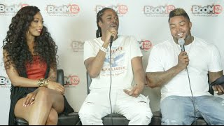 Lil Scrappy And Bambi Talk Love And Hip Hop On And Off The Camera