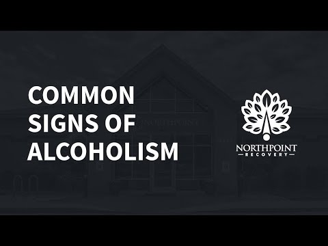 Common Signs of Alcoholism