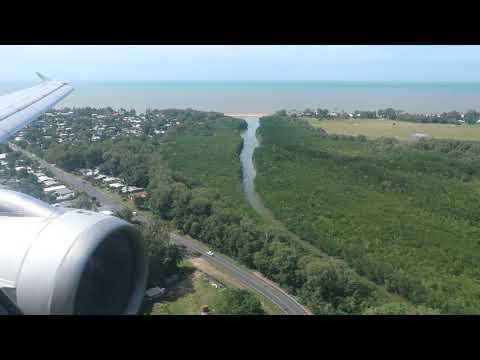Jetstar Airbus A320 Landing In Cairns | MEL-CNS