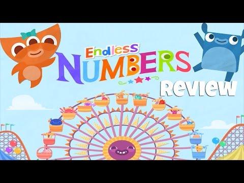 Endless Numbers iPad Review - ORIGINATOR