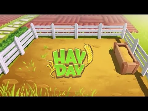 Hay Day Live - Lets Play Two Farms (9am to 2pm)