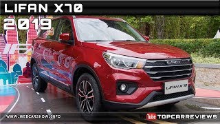 2019 LIFAN X70 Review Rendered Price Specs Release Date