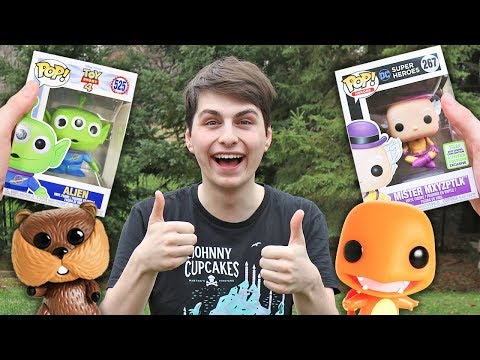 Our Biggest Funko Pop Hunt EVER  15+ Stores