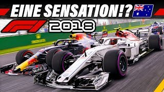 F1 2018 KARRIERE #2 - Karriere-Debüt mit Sensation? | Let's Play Formel 1 Deutsch Gameplay German