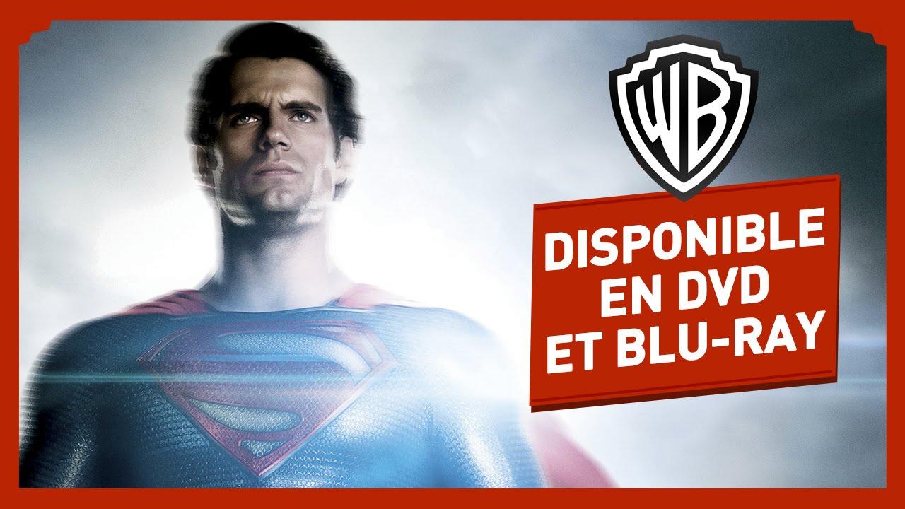 Download Man Of Steel - Bande Annonce Officielle DVD & Blu-ray - Zack Snyder / Henri Cavill / Kevin Costner