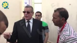 بالفيديو: جولة المستشار جمال عبد الرحمن داخل اللجان الانتخابية بأسيوط @-