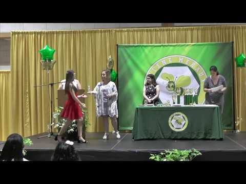 Arlene Meraux Elementary School presents...5th Grade Farewell Ceremony (5-22-19) HD
