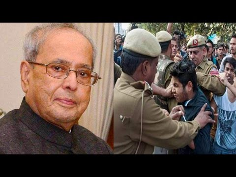 President Pranab Mukherjee Reacts To Ramjas College Violence, Says Need Space For Dissent