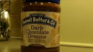 Peanut Butter & Co - Dark Chocolate Dreams Unboxing