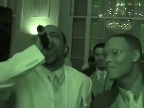 New Edition - Bobby Brown (Don't Be Cruel) At Ronnie & Shamari's Wedding