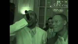 New Edition - Bobby Brown (Don't Be Cruel) at Ronnie & Shamari's wedding