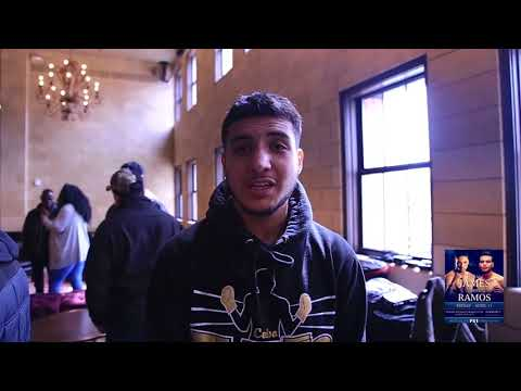 Smart Move Fitness interviews Celso Ramirez at the Armory Boxing Conferences