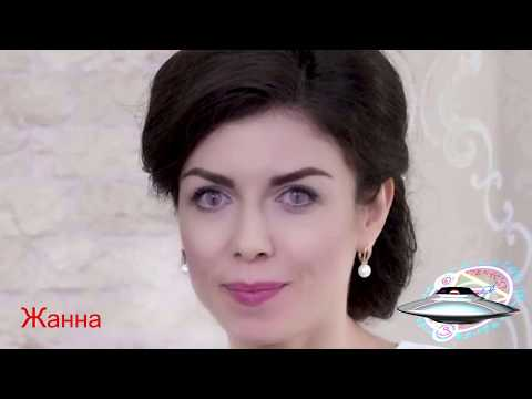 Russian Woman Shows Her Reptilian Eyes On Different Videos