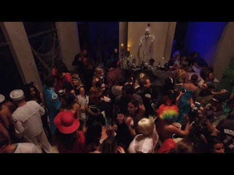 Halloween Party 2015 at Las Olas Fort Lauderdale
