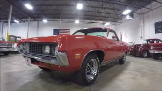 1971 Ford Ranchero GT