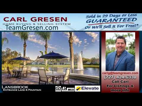 #1 Selling Agent in Lansbrook (Palm Harbor FL 34685)