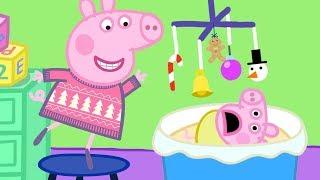 小猪佩奇 🐷猪年春节特辑 | 去克洛伊家玩 | 粉红猪小妹|Peppa Pig | 动画