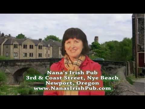Nana's Irish Pub- Newport, Oregon 12-8-12.mpg