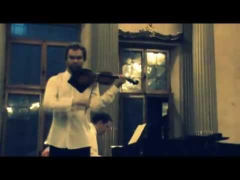 Alexander Trostiansky plays Vitali Chaconne.