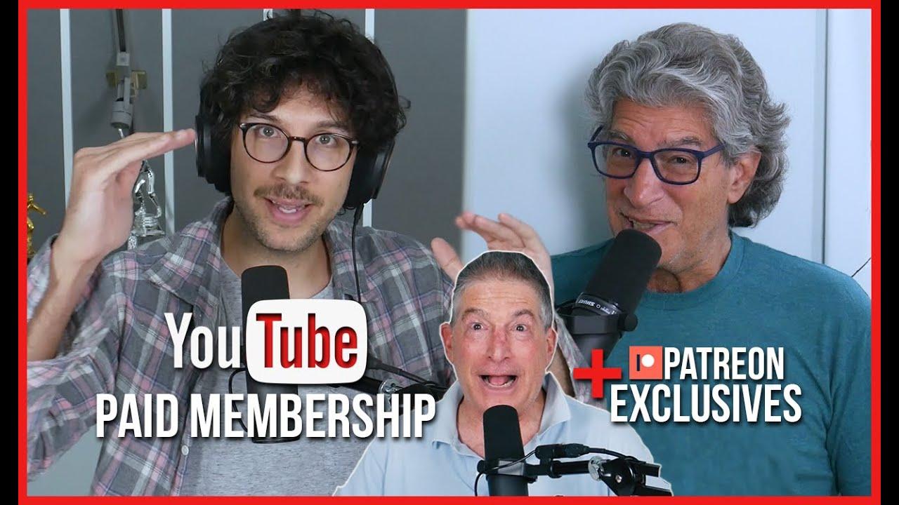 YouTube Memberships + EARLY Bobby Lee 2.1 ACCESS
