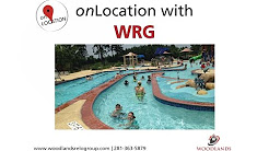 WRG onLocation with The Woodlands Township Pools