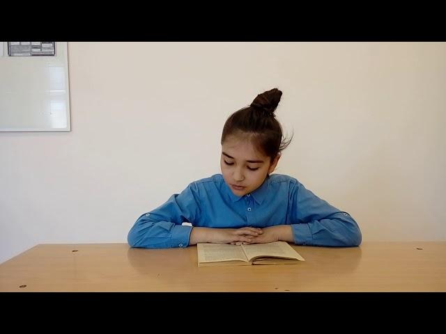 Изображение предпросмотра прочтения – ДиляраМингазова читает произведение «Озеро Сегден» А.И.Солженицына