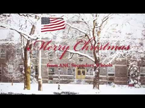 Merry Christmas from the Academy of the New Church Secondary Schools