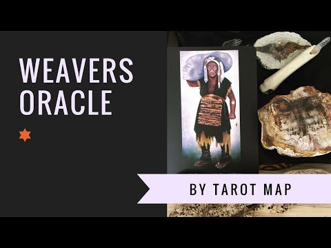 Weaver's Oracle by Carolyn Hillyer