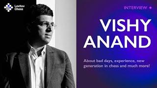 Эксклюзивное интервью с 15-м Чемпионом мира Вишванатаном Анандом! / Interview with Vishy Anand