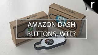 Amazon Dash Buttons: Unboxing, setup and hands-on review