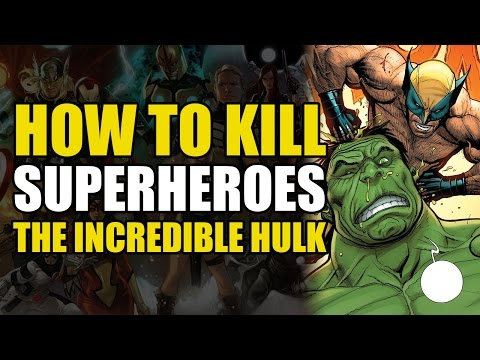 How To Un-Alive The Incredible Hulk (How To Un-Alive Superheroes)
